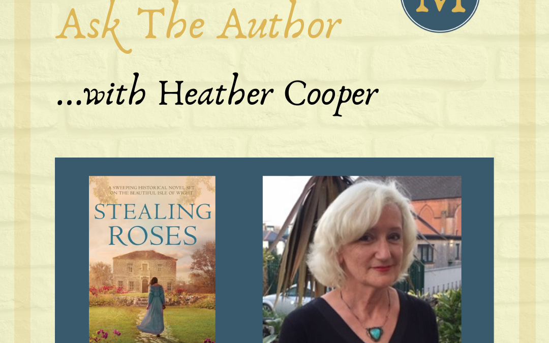 Ask the Author… with Heather Cooper