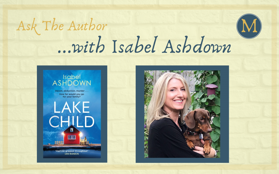 Ask the Author with Isabel Ashdown