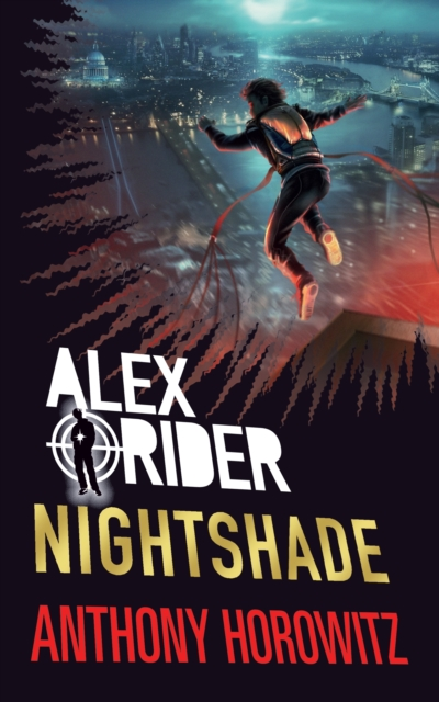 Review: Alex Rider – Nightshade by Anthony Horowitz