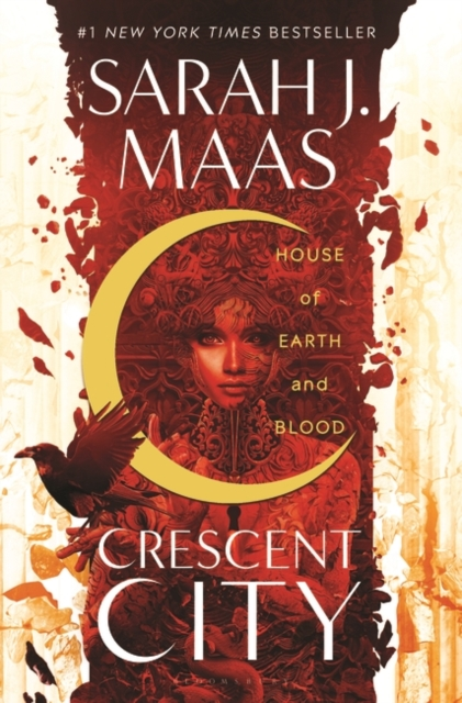 Review: Crescent City by Sarah J. Maas