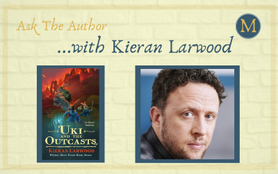 Ask the Author with Kieran Larwood