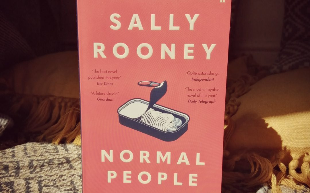 Review: Normal People by Sally Rooney
