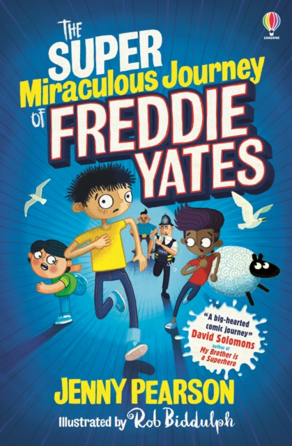Review: The Super Miraculous Journey of Freddie Yates