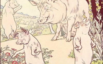 Listen: The Three Little Pigs (Read by Katie)