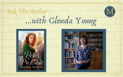 Ask the Author with Glenda Young