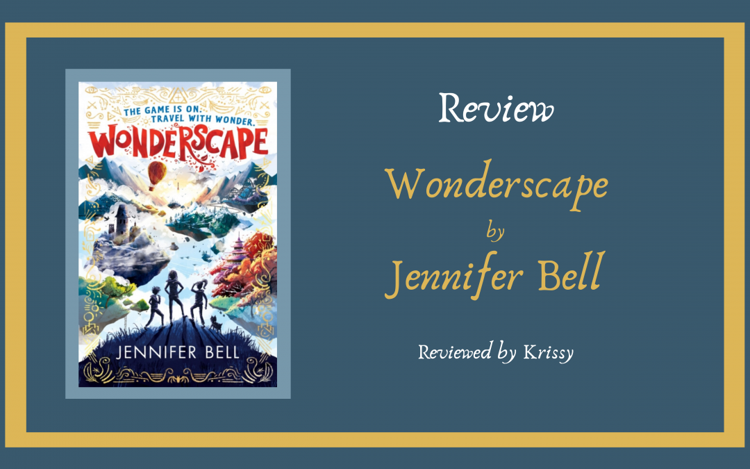 Review: Wonderscape by Jennifer Bell