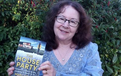 Ask the Author with Mary Grand
