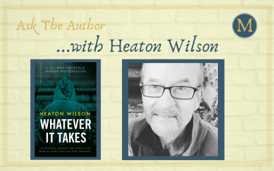 Ask the Author with Heaton Wilson