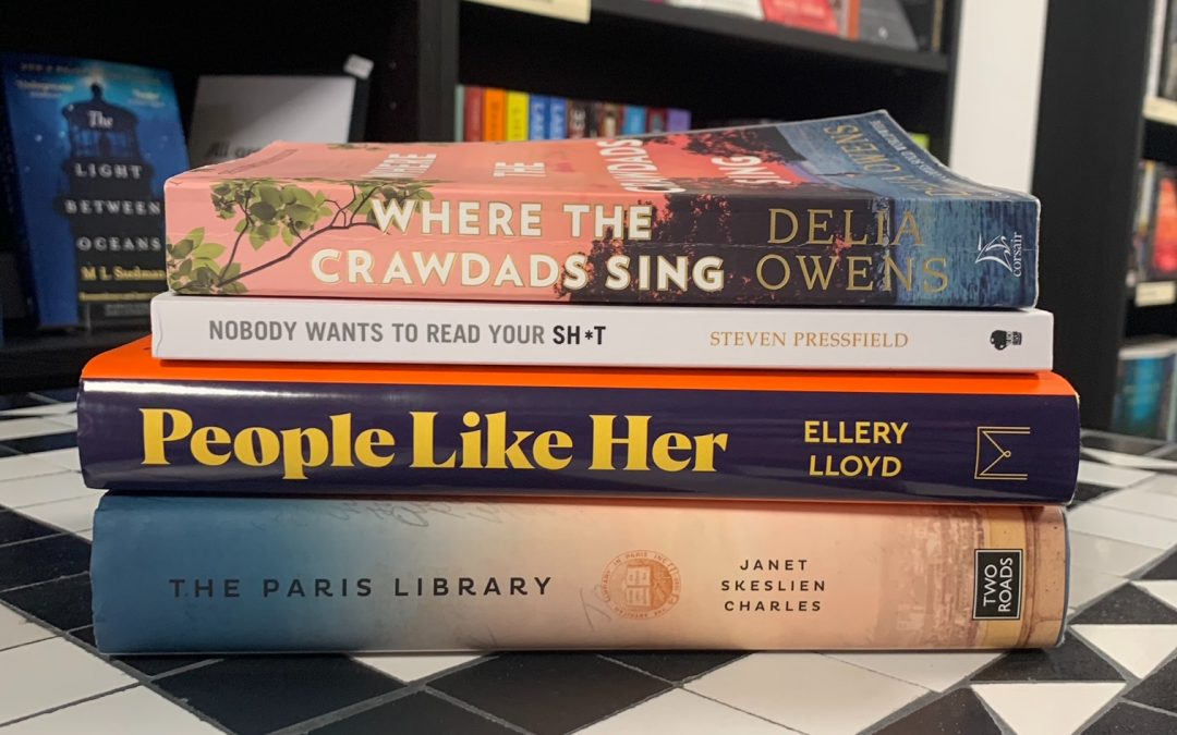 Lucy's February Reading Round-Up
