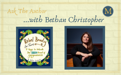 Ask the Author… with Bethan Christopher