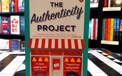 Book Review: The Authenticity Project by Clare Pooley