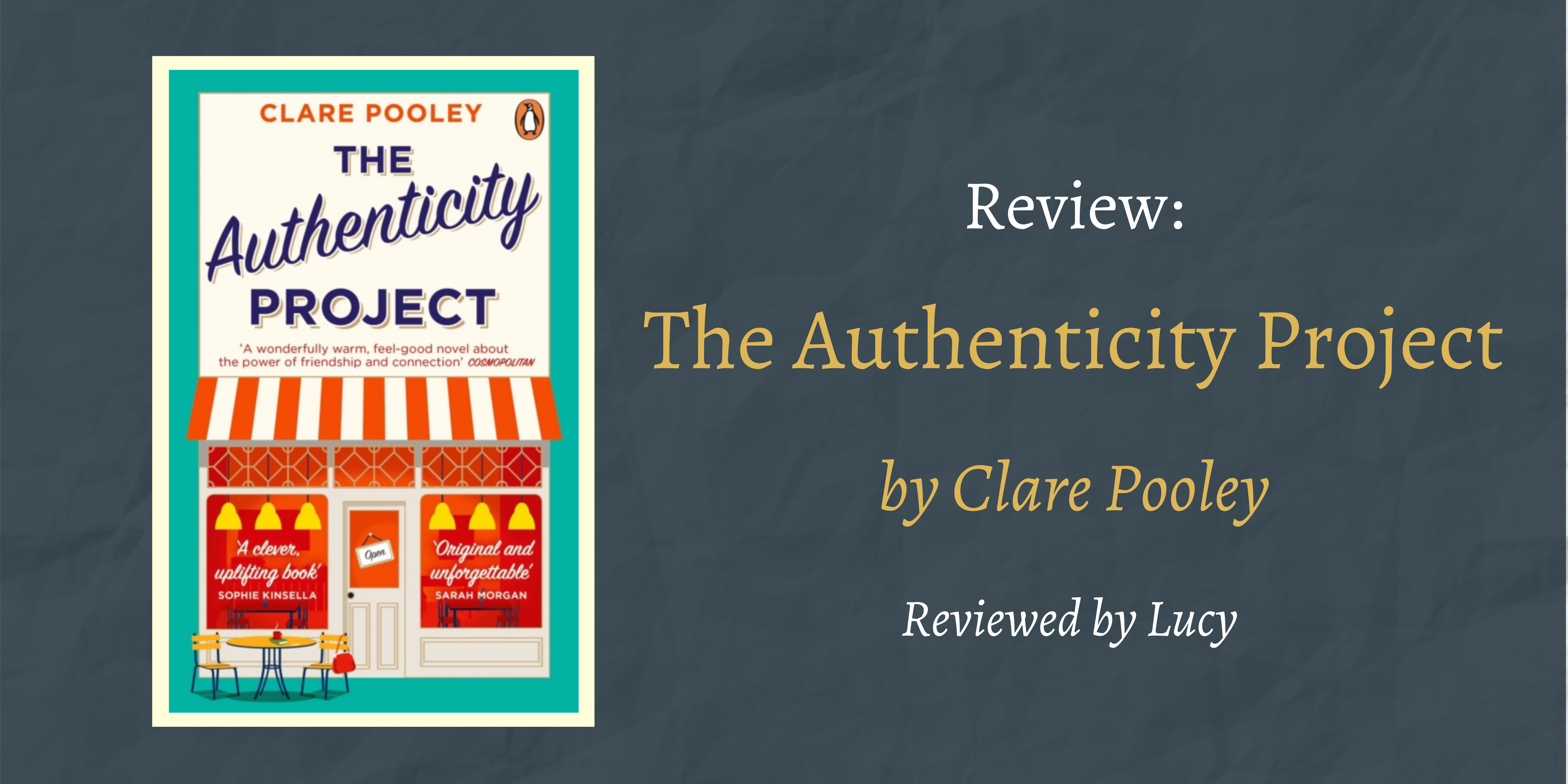 Review Authenticity Project
