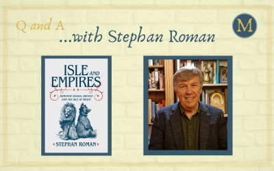 Q and A with Stephan Roman