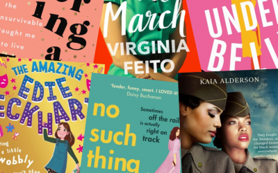 Lucy's top picks of August's debuts