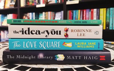 Lucy's Recent Fiction Reads